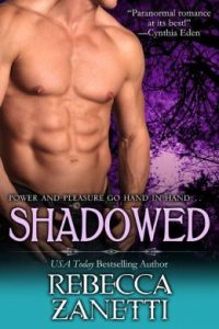Review Shadowed by Rebecca Zanetti