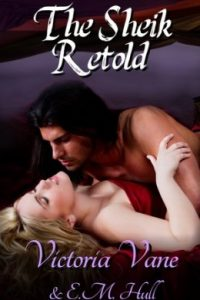 Review The Sheik Retold by Victoria Vane