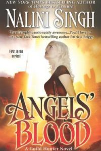Review Angels' Blood by Nalini Singh