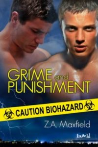 Review Grime and Punishment by Z.A. Maxfield