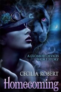 Review Homecoming by Cecilia Robert