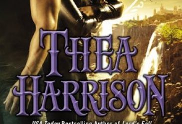 Q&A with Thea Harrison about her upcoming book, Kinked