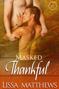 Review Masked Thankful by Lissa Matthews