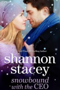 Review Snowbound with the CEO by Shannon Stacey