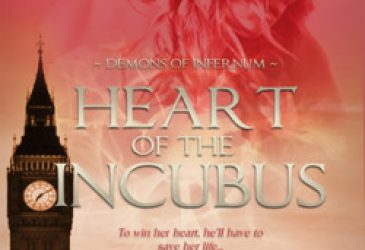 Review: Heart of the Incubus by Rosalie Lario