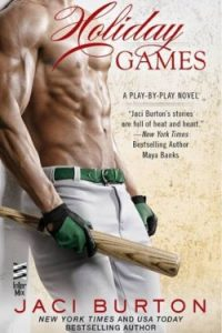 Review Holiday Games by Jaci Burton