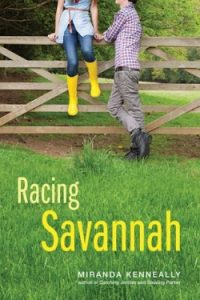 Review Racing Savannah by Miranda Kenneally