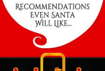 Christmas Recommendations to keep  you warm till Christmas!