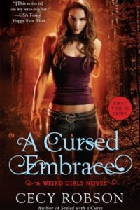 Review A Cursed Embrace by Cecy Robson