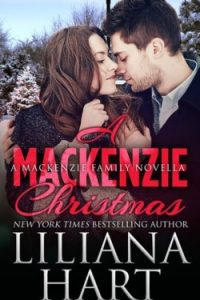 Review A MacKenzie Christmas by Liliana Hart