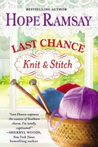 Review Last Chance Knit and Stitch by Hope Ramsay