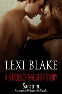 Review Sanctum by Lexi Blake