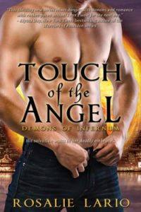 Review Touch of the Angel by Rosalie Lario