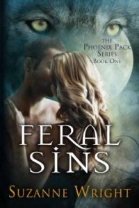 Review Feral Sins by Suzanne Wright
