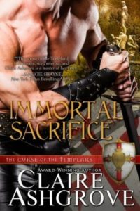 Review Immortal Sacrafice by Claire Ashgrove