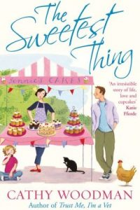 Review The Sweetest Thing by Cathy Woodman