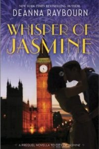 Review Whisper of Jasmine by Deanna Raybourn