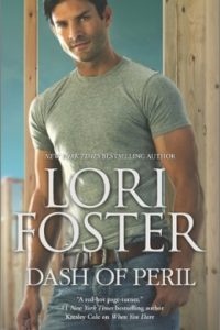 Review Dash of Peril by Lori Foster