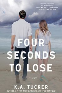 Review Four Seconds to Lose by K.A. Tucker
