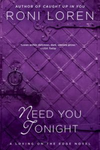 Review Need You Tonight by Roni Loren