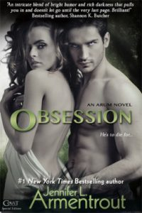 Review Obsession by Jennifer L. Armentrout