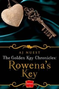 Review Rowena's Key by A.J. Nuest