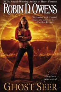 Review Ghost Seer by Robin D. Owens