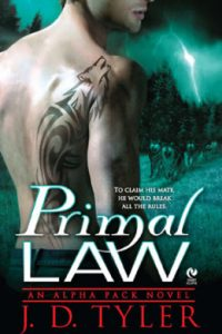 Review Primal Law by J.D. Tyler