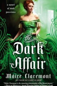 Review The Dark Affair by Maire Claremont