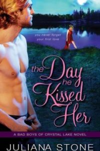 Review The Day He Kissed Her by Juliana Stone