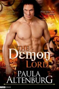 Review The Demon Lord by Paula Altenburg