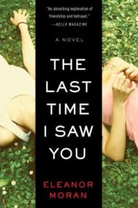 Review the Last Time I Saw You by Elenore Moran