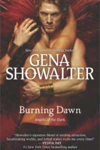 Review Burning Dawn by Gena Showalter