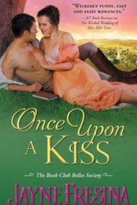 Review Once Upon a Kiss by Jayne Fresina