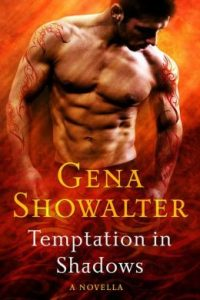 Review Temptation in Shadows by Gena Showalter