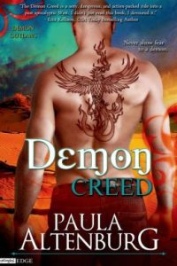 Review The Demon Creed by Paula Altenburg