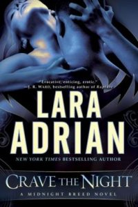 Review Crave the Night by Lara Adrian