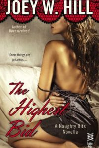 Review The Highest Bid by Joey W. Hill