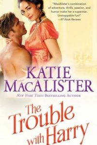 Review The Trouble with Harry by Katie MacAlister