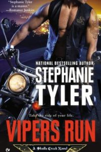Review Vipers Run by Stephanie Tyler