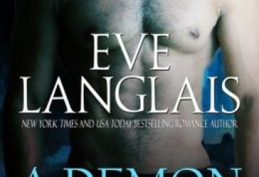Crazy! A Demon and His Psycho by Eve Langlais #Review