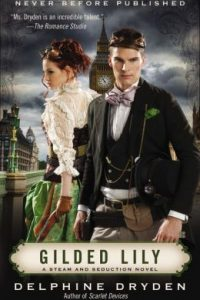 Review Gilded Lily by Delphine Dryden