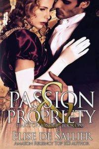 Review Passion & Propriety by Elise De Sallier