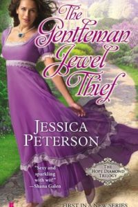 Review The Gentleman Jewel Thief by Jessica Peterson