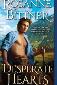 Review Desperate Hearts by Rosanne Bittner