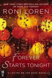 Review Forever Starts Tonight by Roni Loren