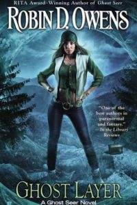 Review Ghost Layer by Robin D Owens
