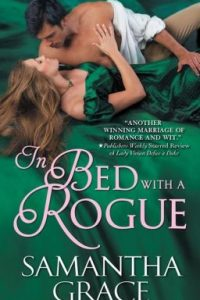 Review In Bed with a Rogue by Samantha Grace