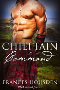 Review Chieftain by Command by Frances Housden