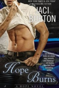 Review Hope Burns by Jaci Burton